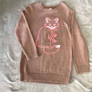 Old Navy girls size 8M cotton sweater.